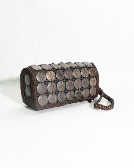 Coconut Shell Handmade Purse