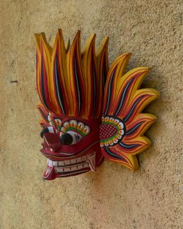 Gini Raksha mask it brings you friendship and harmony
