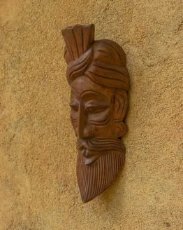 Sri Lankan Wooden traditional Mask